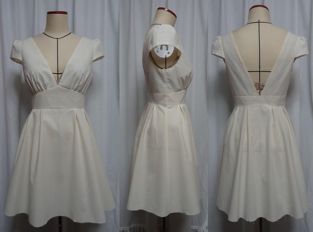Dress1toile